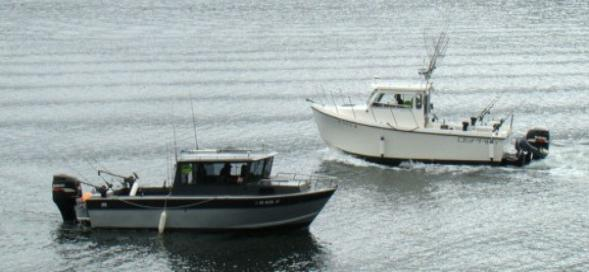 Ketchikan fishing charter boats, alaska cruise fishing trips
