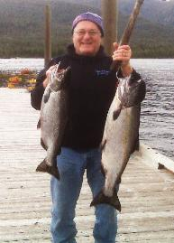 ketchikan salmon fishing, alaska salmon fishing
